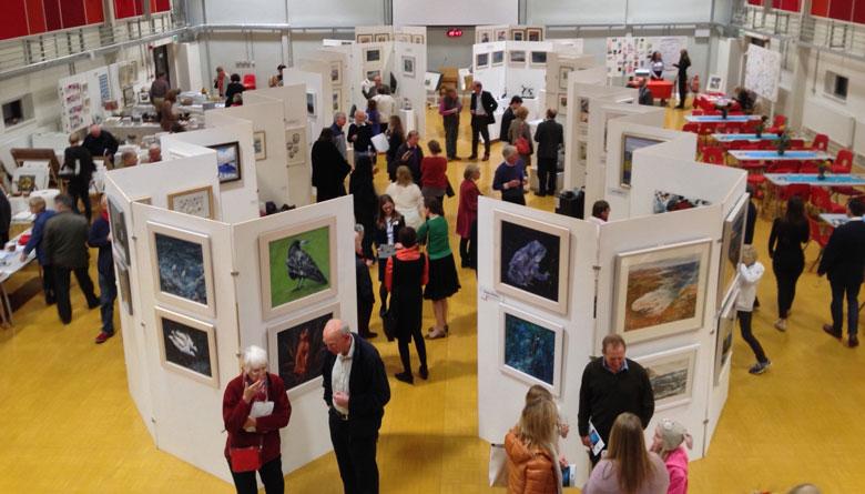 Big Colyton Art Show 2016