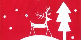 Christmas Card by Colyton Students